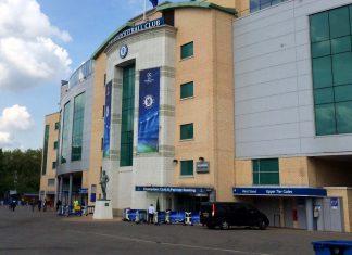 Stamford Bridge West Stand