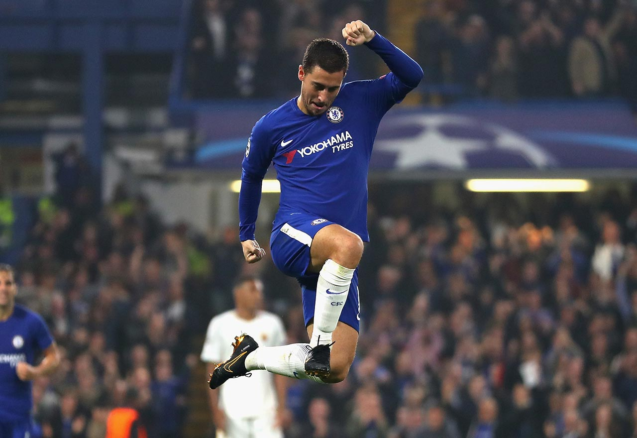 Chelsea 3-3 AS Roma Player Ratings In Classic Champions