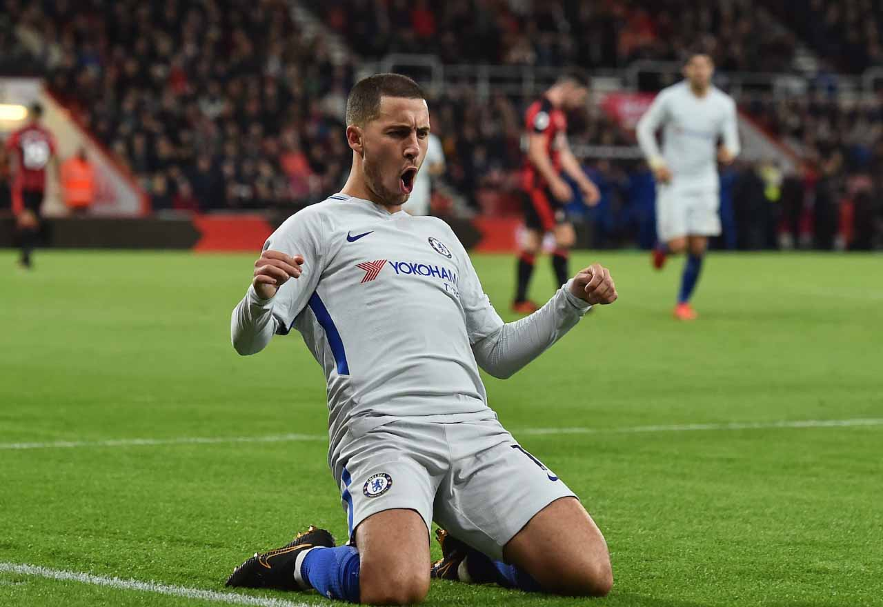 Eden Hazard: 'Injury problems are behind me'