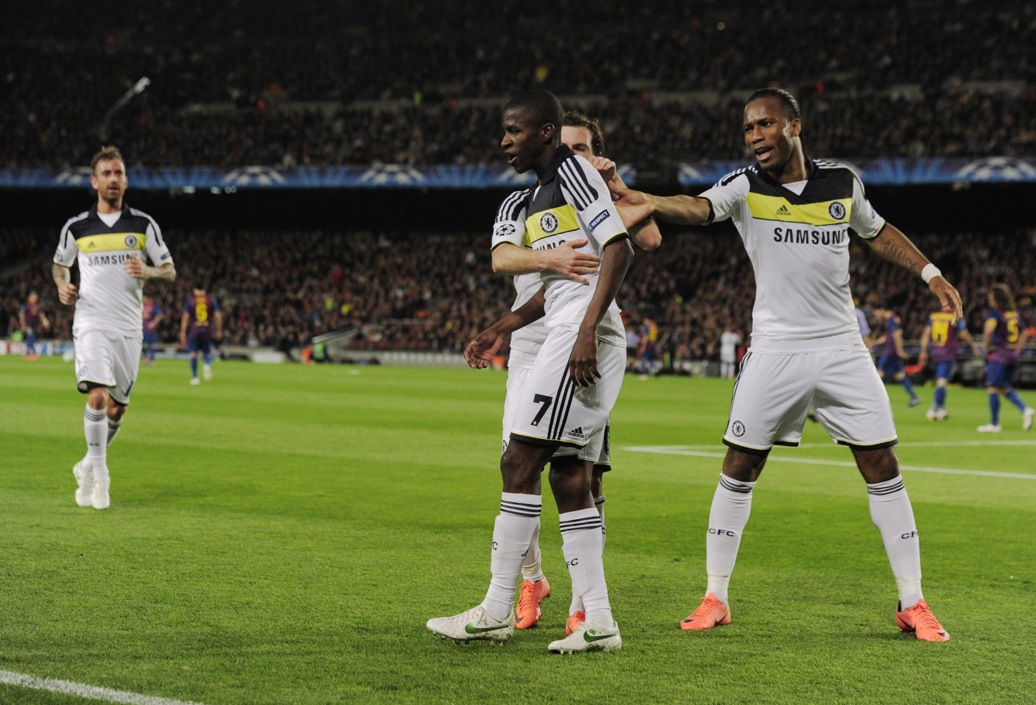 Ramires looks back at memories from road to Champions League triumph