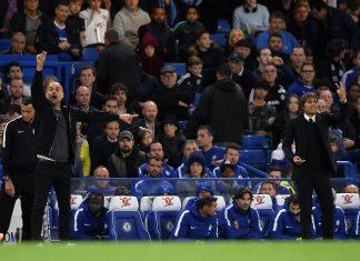 Chelsea V Manchester City Premier League