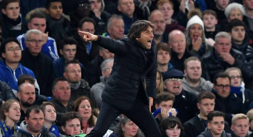 Conte: Top-four finish a success for Chelsea