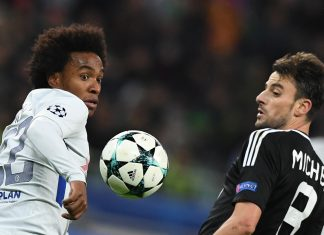 Willian Qarabag Chelsea