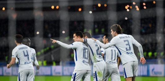Hazard Qarabag Chelsea