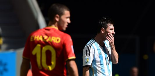 Fbl Wc 2014 Match60 Arg Bel