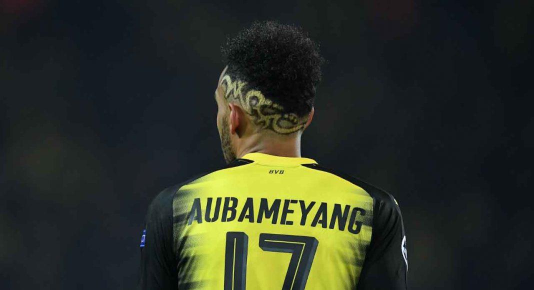 Dropped Aubameyang has future at Dortmund: club