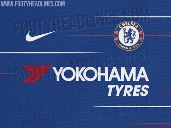 Chelsea 2019 Kit