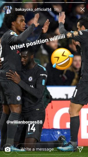Bakayoko Willian