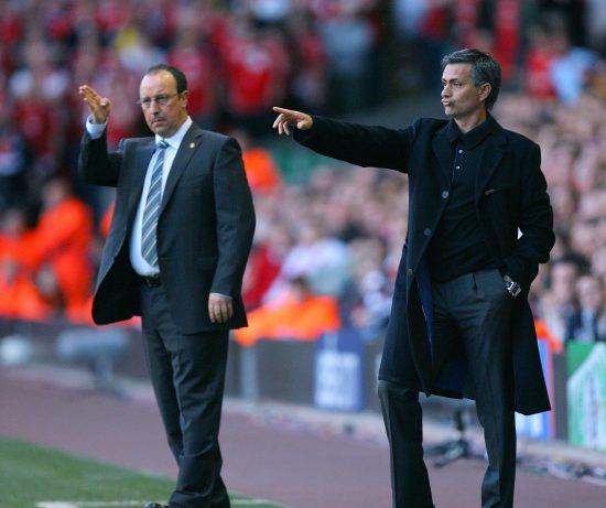 Benitez Mourinho