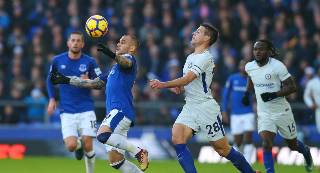 Everton V Chelsea Premier League