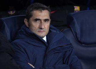 Barcelona Valverde