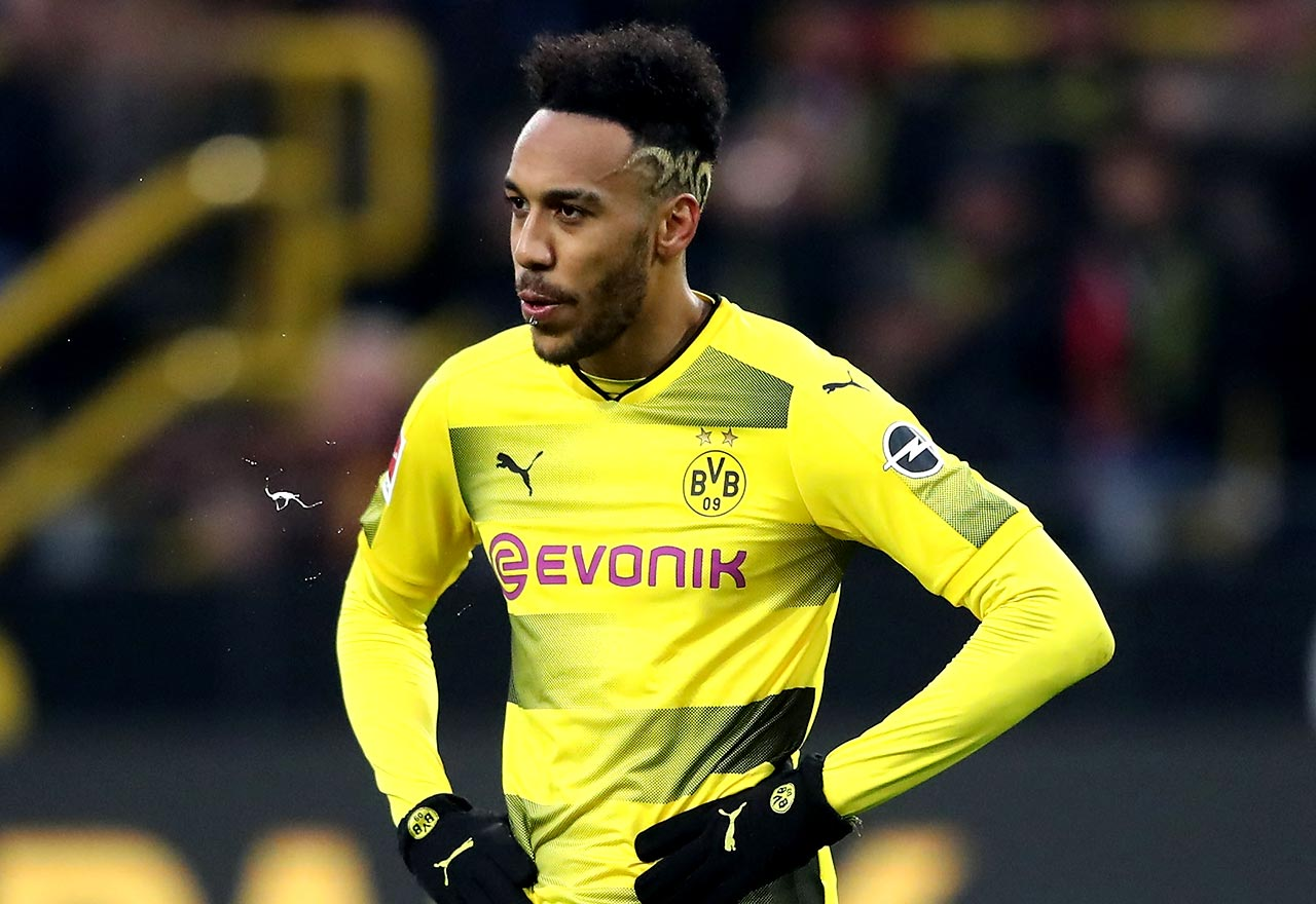 Aubameyang Picture: Chelsea In Line For Pierre-Emerick Aubameyang Offer