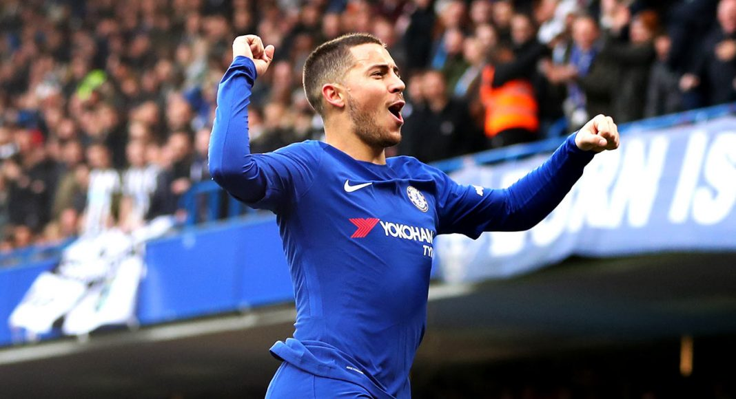 63811f496 Eden Hazard update  Chelsea handed boost as Real Madrid cool interest