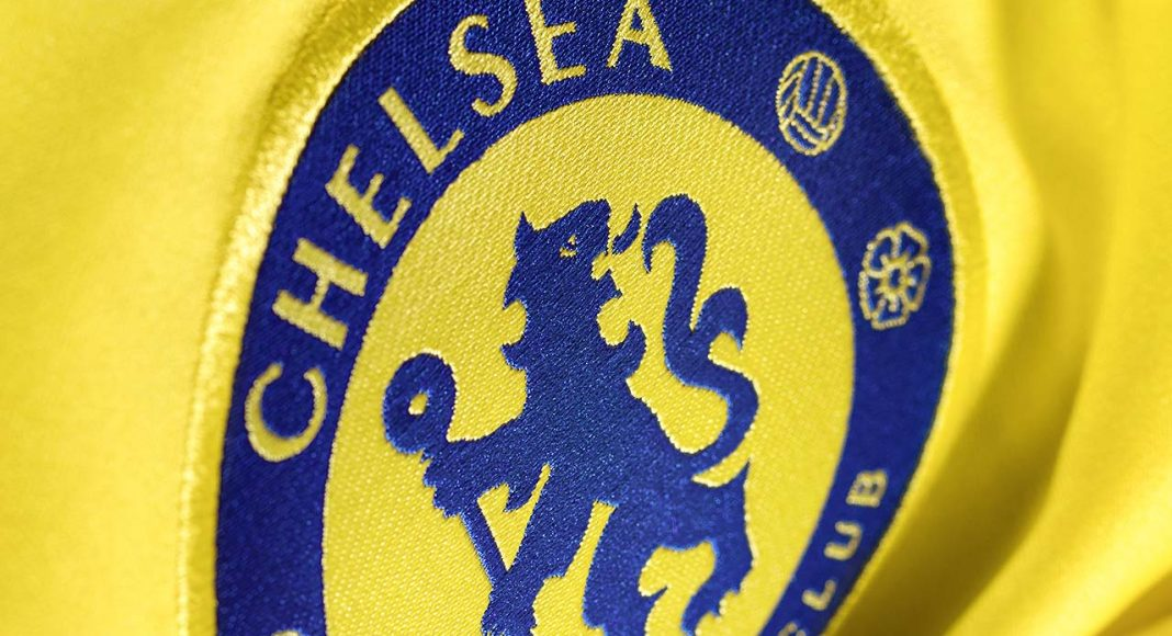 Yellow Kit Chelsea Badge