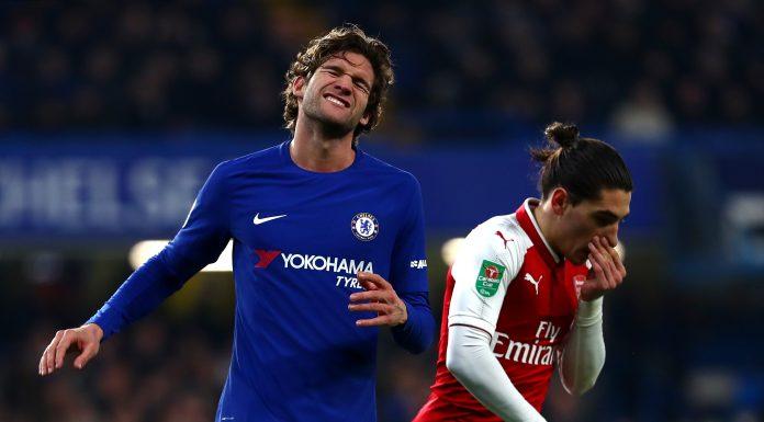 Chelsea V Arsenal Carabao Cup Semi Final: First Leg