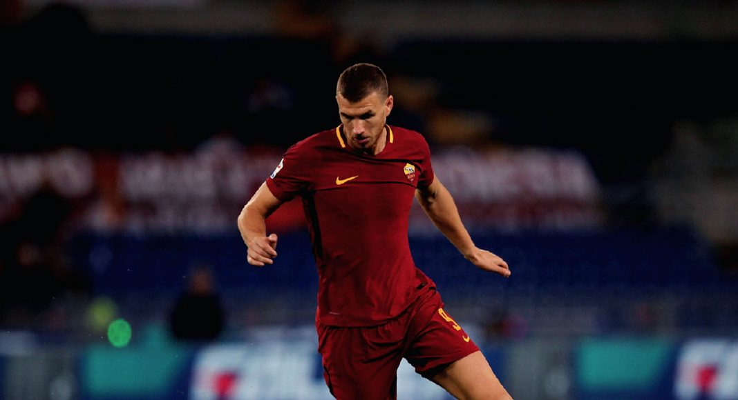 Edin Dzeko agrees to join Chelsea