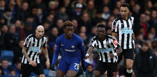 Chelsea V Newcastle United The Emirates Fa Cup Fourth Round