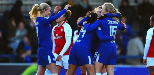 Chelsea Ladies Vs Arsenal