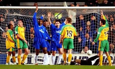 Chelsea Vs Norwich 2002