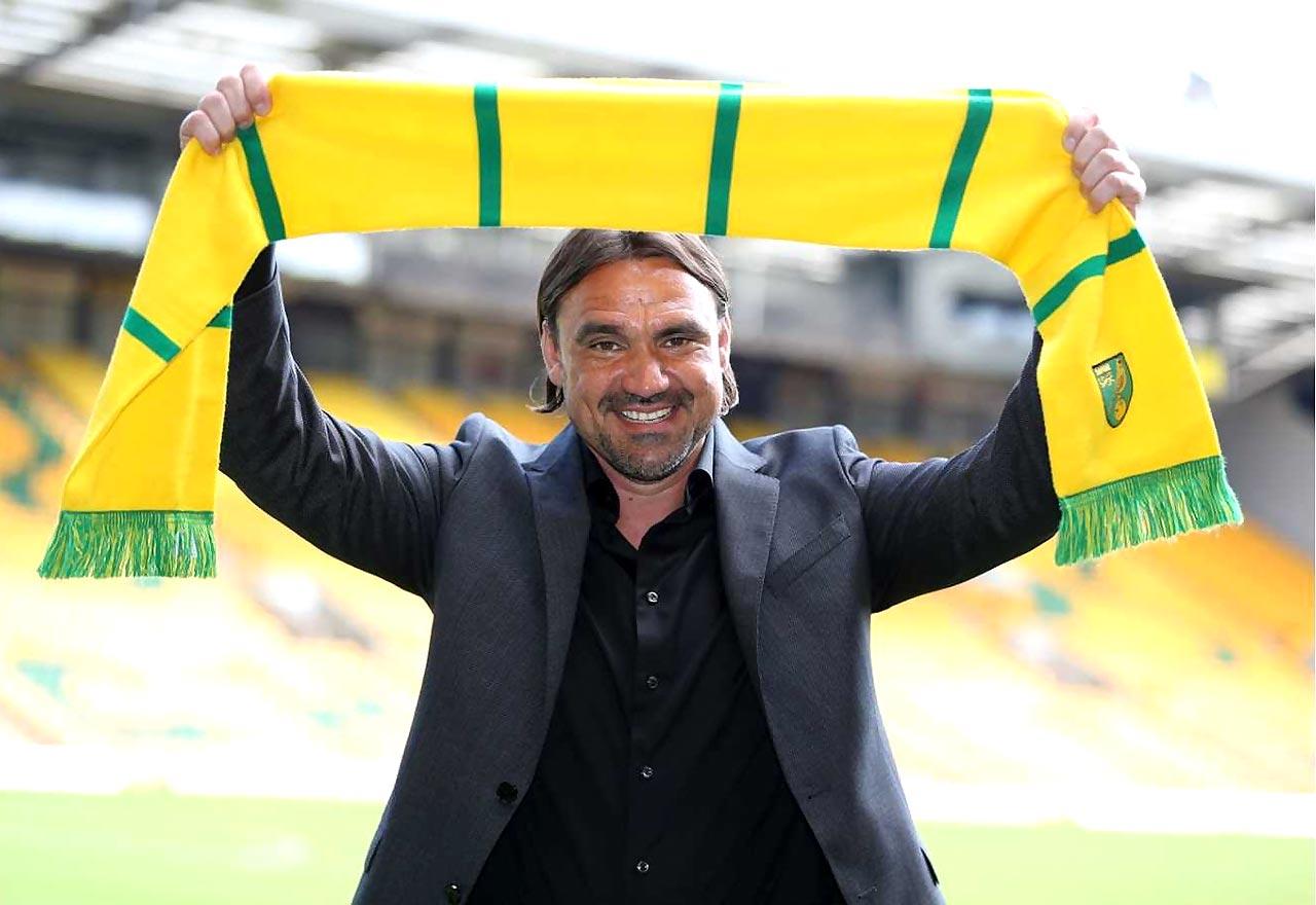 Daniel Farke - Norwich Manager