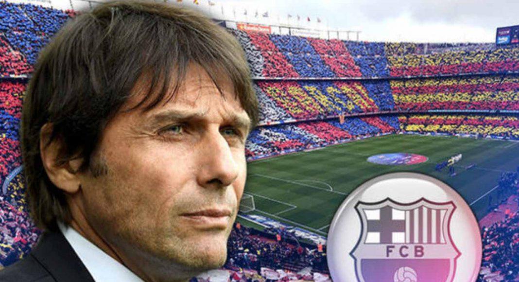 Antonio Conte Barcelona