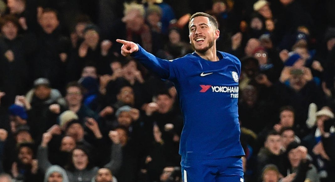Hazard: Chelsea need to finish in the top four