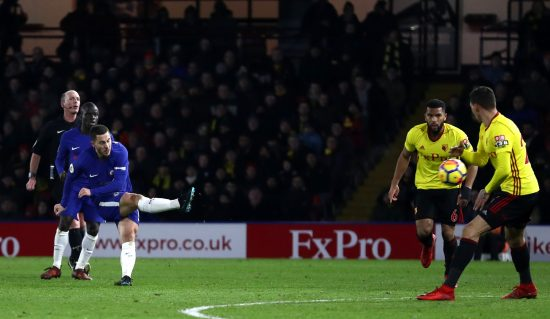 Hazard Watford