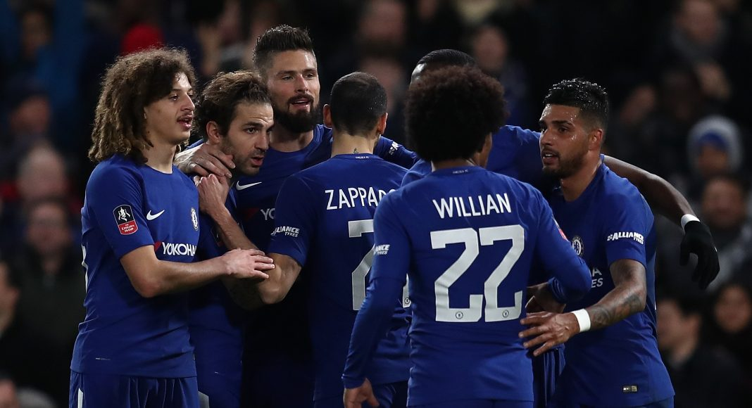 Chelsea Hull City