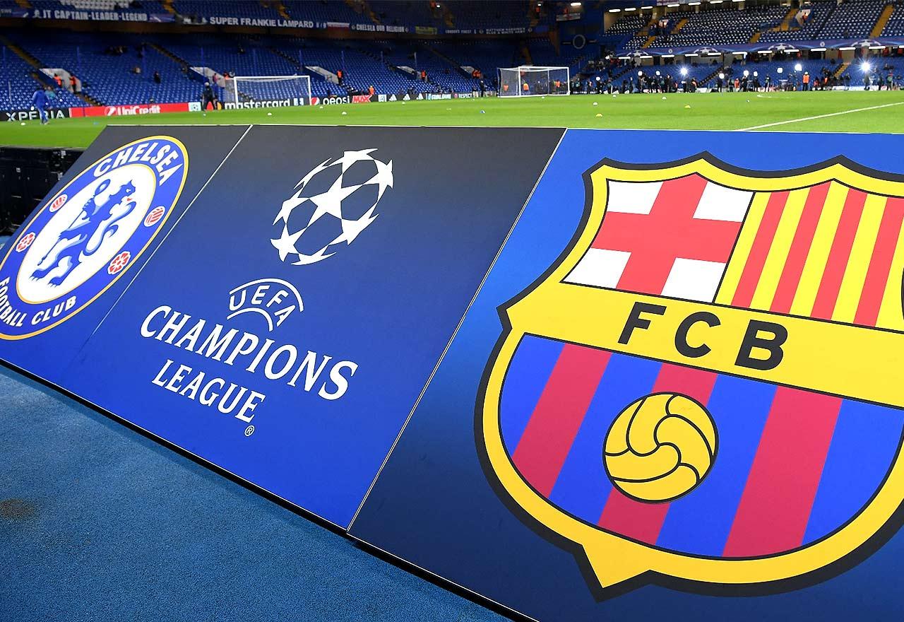 Chelsea Vs Barcelona