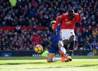 Manchester United V Chelsea Premier League