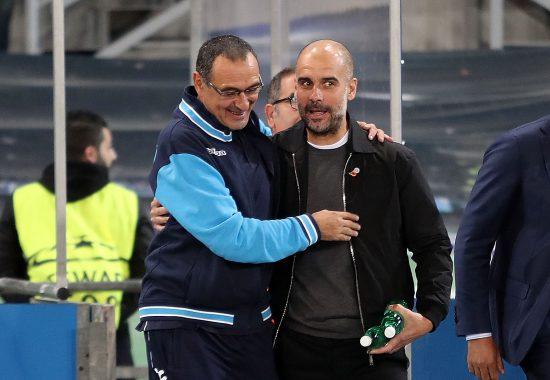 Sarri Guardiola