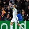 Torres Celebrating Against Barcelona