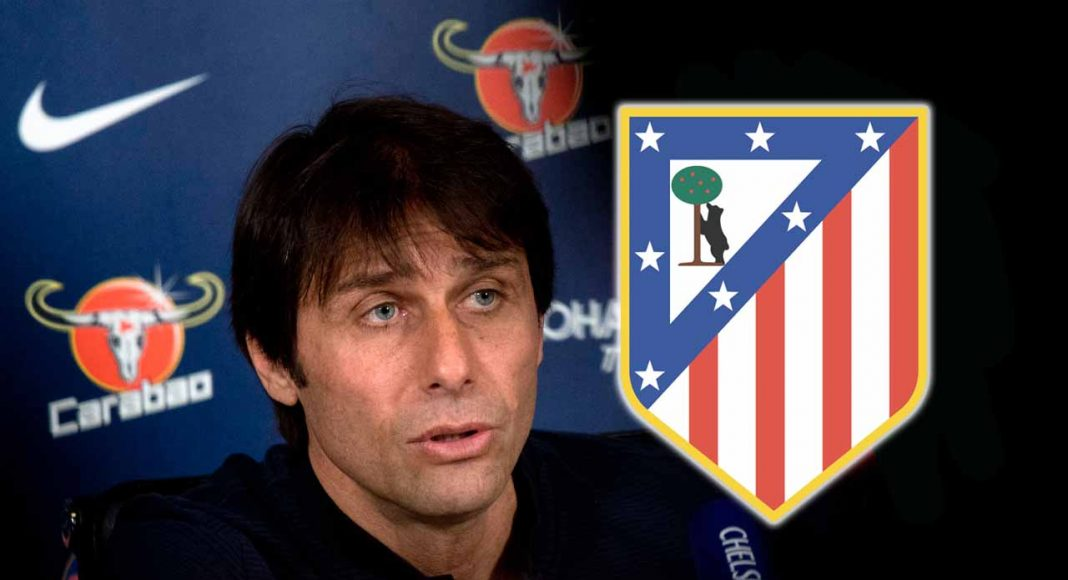 Antonio Conte Atletico Madrid