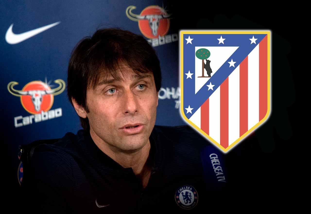 Antonio Conte Atletico Madrid
