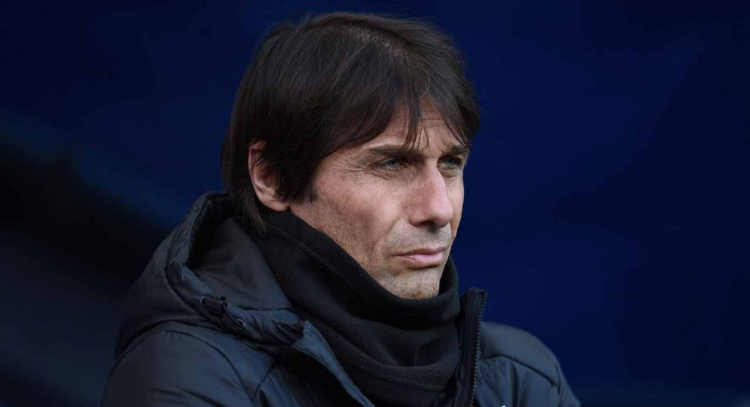 Antonio Conte Man City