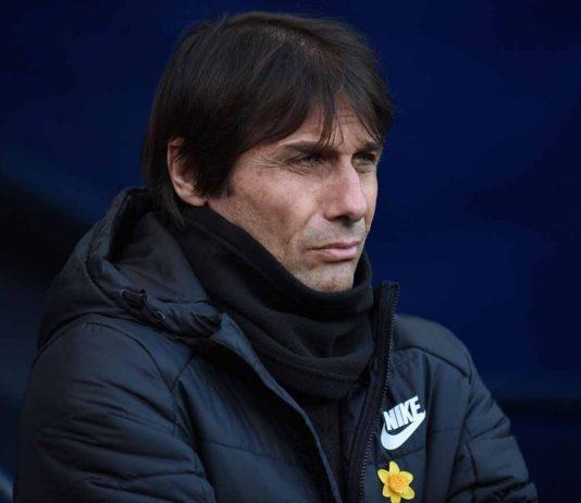 Antonio Conte Man City