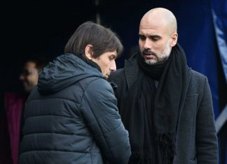 Antonio Conte Pep Guardiola