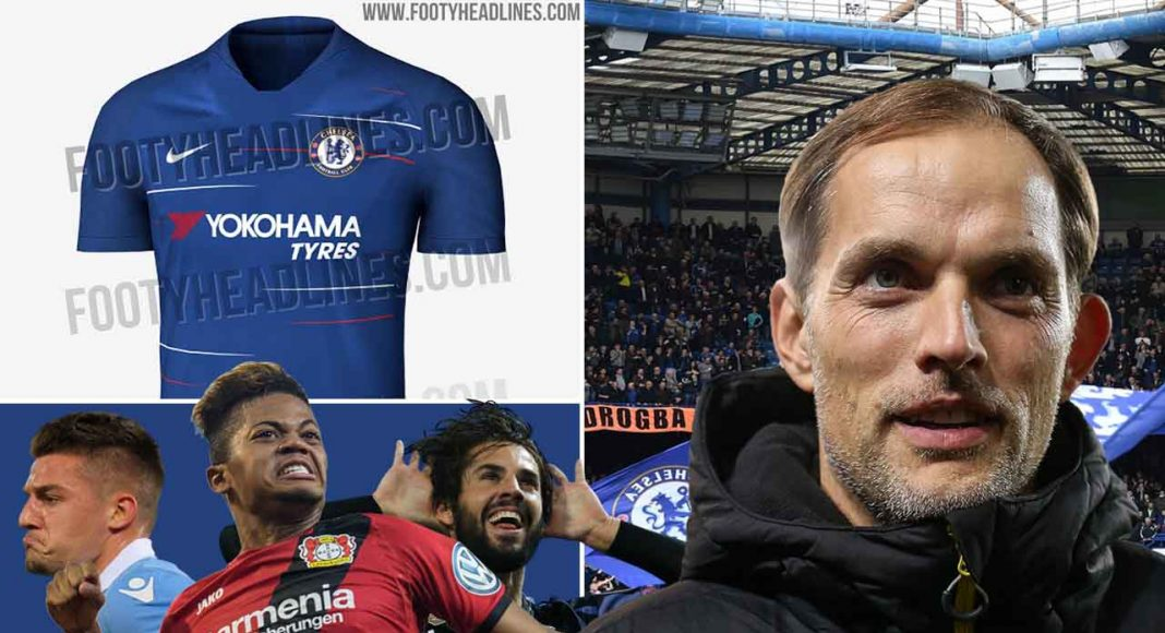 b48842c80 Chelsea 2018/19: New manager, potential signings, starting XI and ...