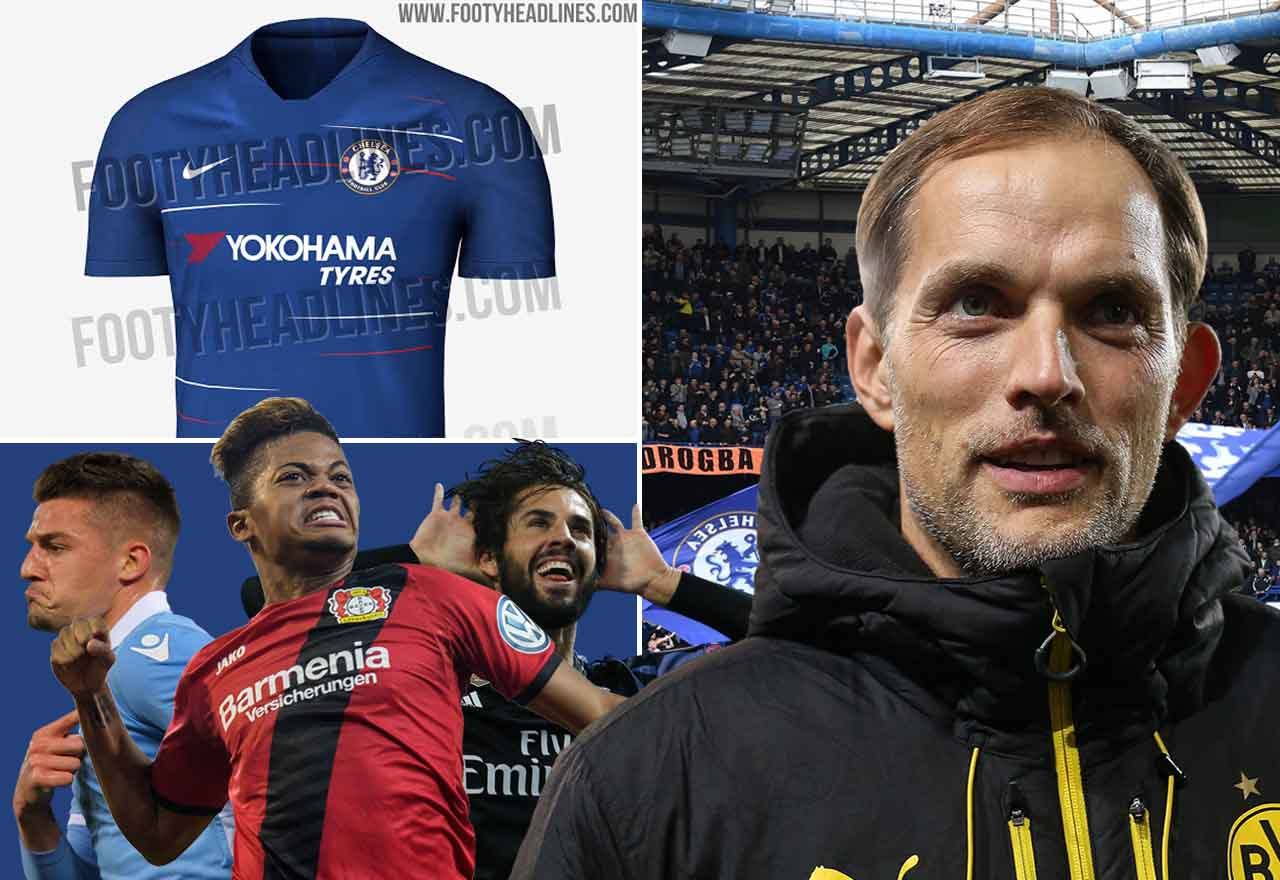 Chelsea 2018 19 New Manager Potential Signings Starting Xi And New Kit