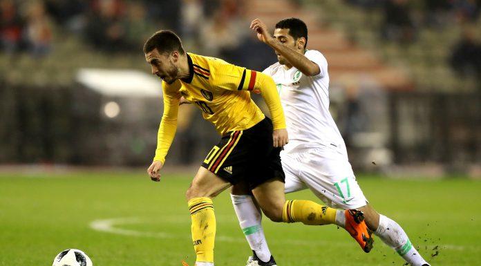 Belgium Hazard