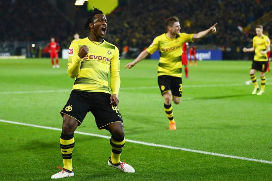 Batshauyi Dortmund