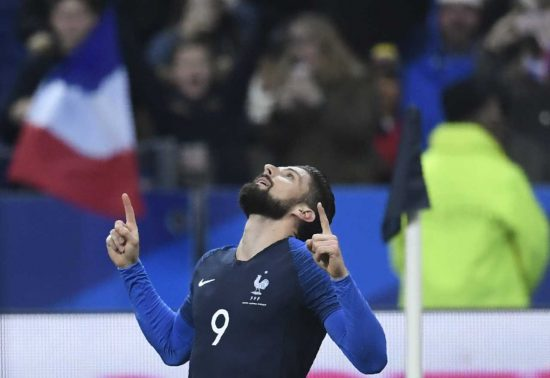 Chelsea star Olivier Giroud BLOWS top in interview because of Kylian Mbappe