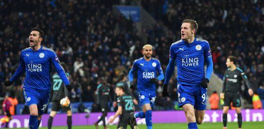 Leicester City Vardy