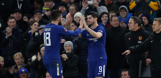Chelsea V Hull City The Emirates Fa Cup Fifth Round