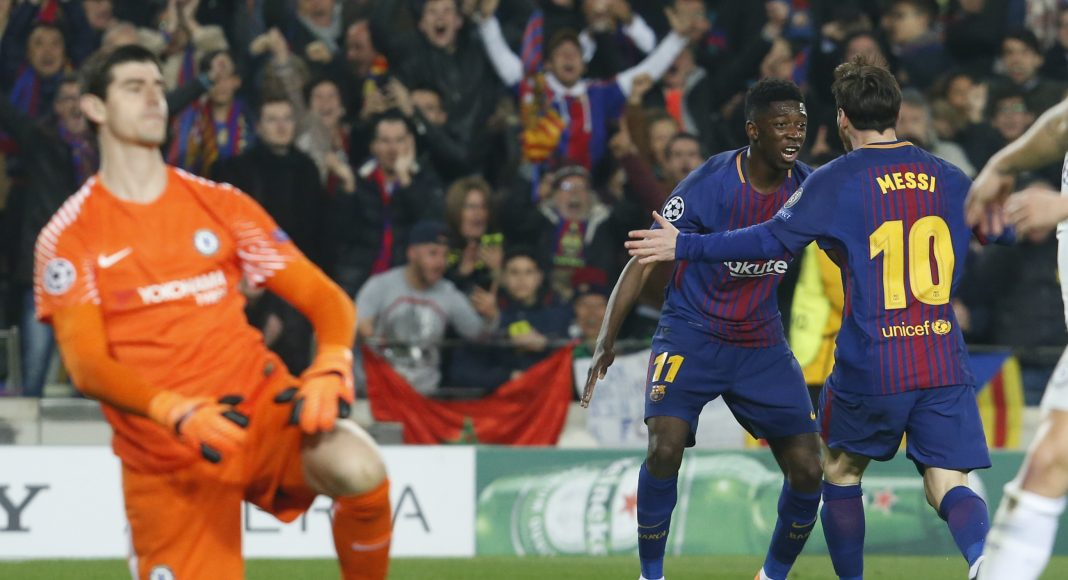 Arsenal on alert as Barcelona tell Ousmane Dembele that he can leave