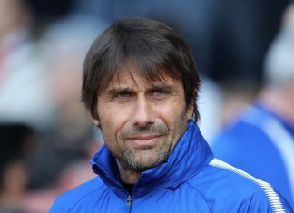 Antonio Conte Saints