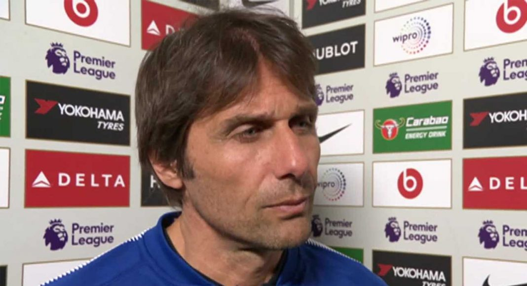 Antonio Conte Post Match