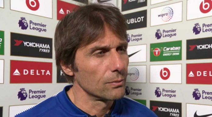 Antonio Conte Post Match