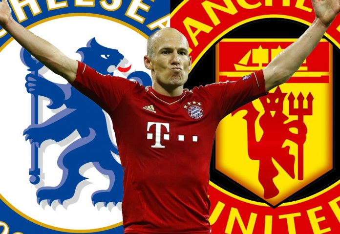more photos 9cb1b 1d21c Chelsea great Arjen Robben admits he wanted to join ...