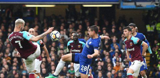 Chelsea V West Ham United Premier League